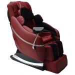 Luxusné masážne kreslo červená farba