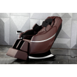 Masážne kreslo MD-A600 Luxury - Hnedá