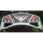 Ovládací panel vibračné plošiny