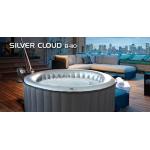 Mobilná vírivka vonkajšia MD B-110 Silver Cloud