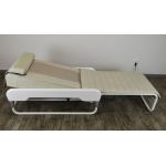 Zvedani chrbtové opierky u terapeutickej postele